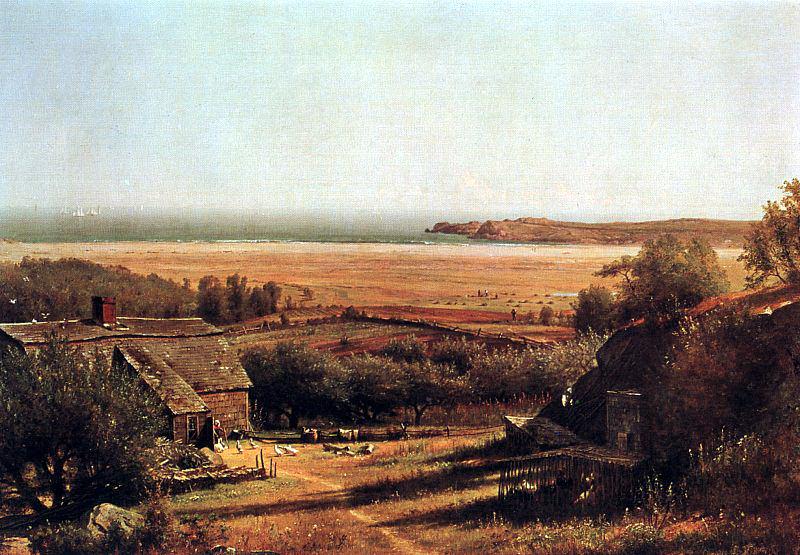 Whittredge, Worthington (American, 1820-1910). American artists
