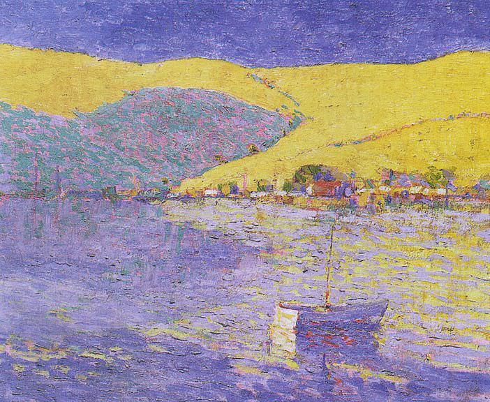 Gile, Seldon Connor (American, 1877-1947) 2. American artists
