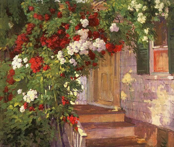 Wessel, Bessie H. (nee Hoover, American, 1889-1973). American artists