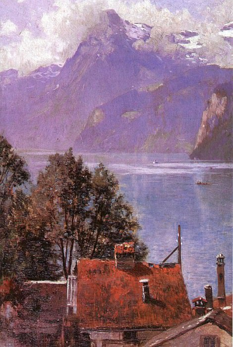 Woodward, John Douglas (American, 1846-1924) 2. American artists