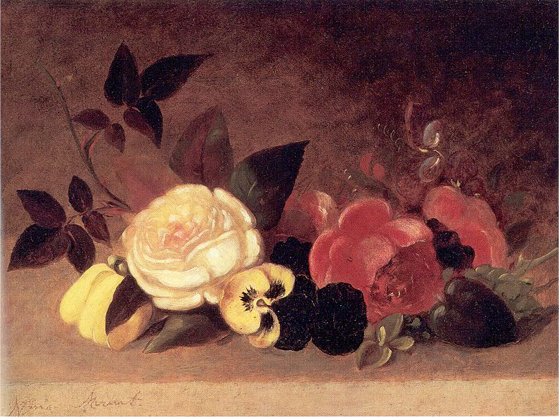 Mount, Evelina (American, 1837-1920) 3. American artists