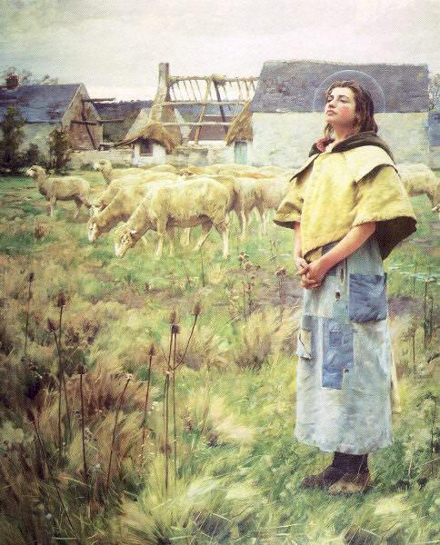 Pearce, Charles Sprague (American, 1851-1914). American artists