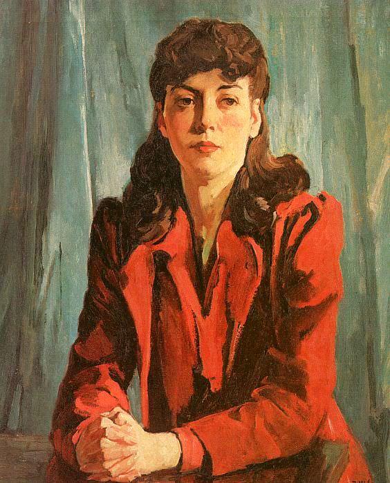 Wessel, Bessie H. (nee Hoover, American, 1889-1973) 3. American artists