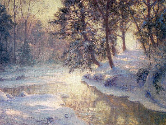 Palmer, Walter Launt (American, 1854-1932) 4. American artists