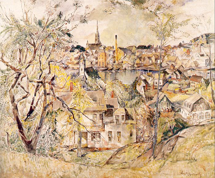 Мейеровиц, Вильям (1898-1981) #2. Американские художники