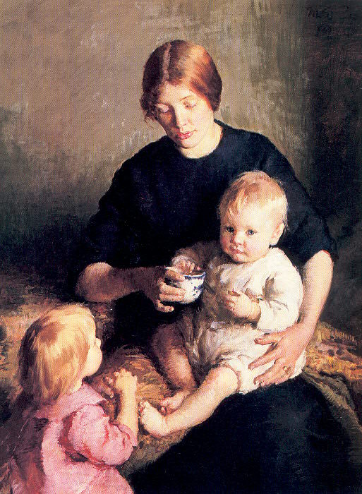 Page, Marie Danforth (American, 1869-1940) 2. American artists