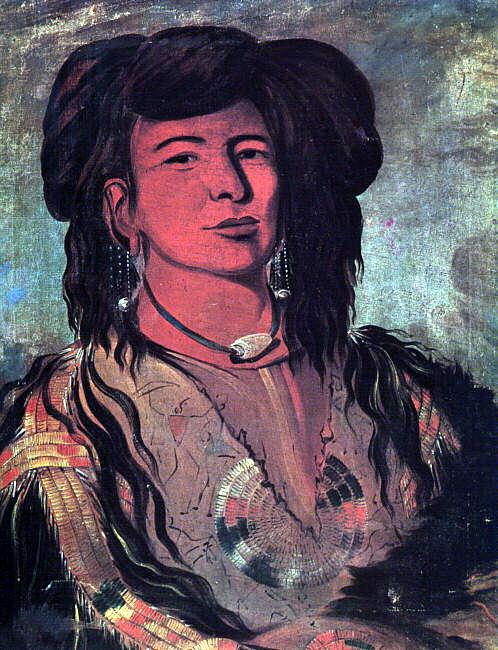 Catlin, George (American, 1796-1872). American artists
