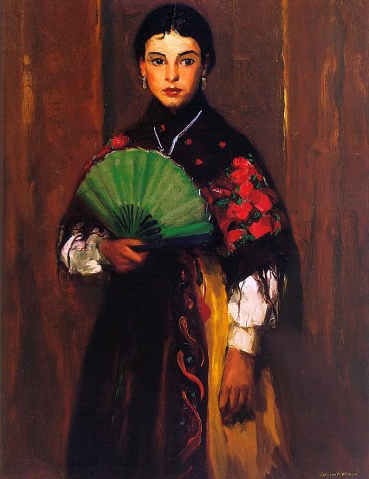 Henri, Robert (American, 1865-1929). American artists