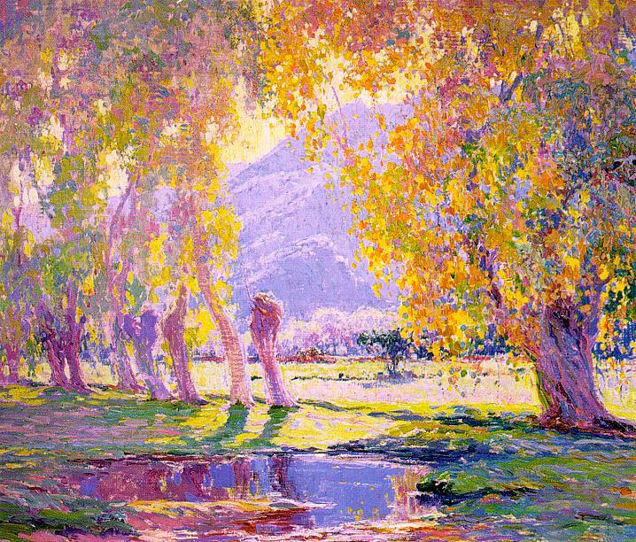 Frost, John (American, 1890-1936). American artists