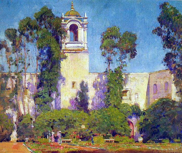 Clark, Alson Skinner (American, 1876-1949). American artists