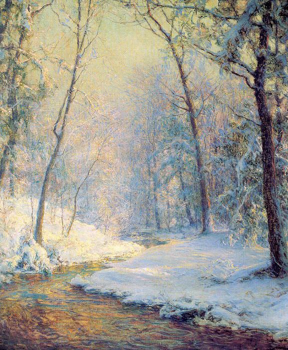 Palmer, Walter Launt (American, 1854-1932) 14. American artists