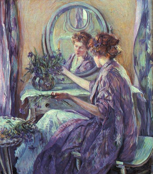 Рейд, Роберт (1862-1929) #1. Американские художники