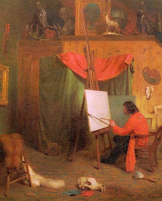 Beard, William Holbrook (American, 1824-1900). American artists