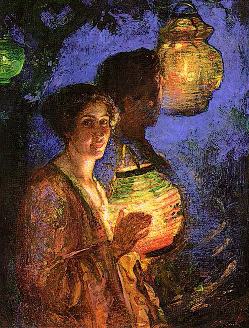 Genth, Lillian Mathilde (American, 1876-1953) 1. American artists
