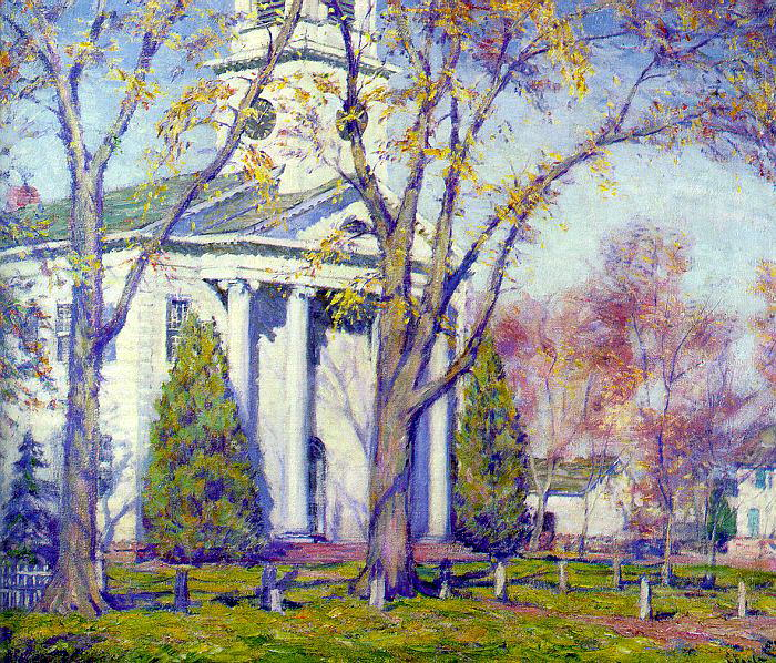 Ebert, Charles (American, 1873-1959). American artists