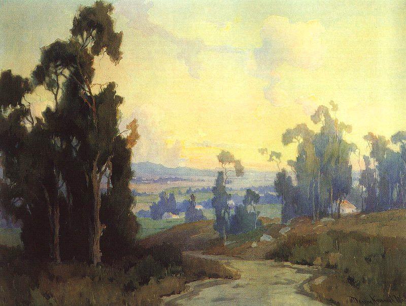 Wachtel, Marion Kavanaugh (American, 1875-1954). American artists