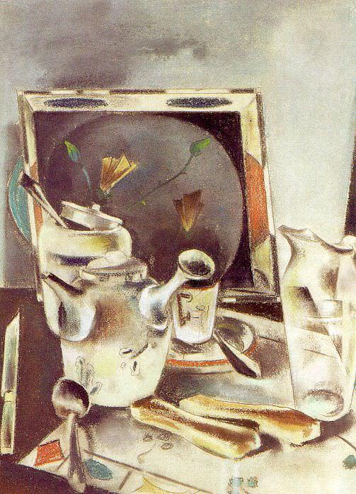 Dickinson, Preston (American, 1891-1930). American artists