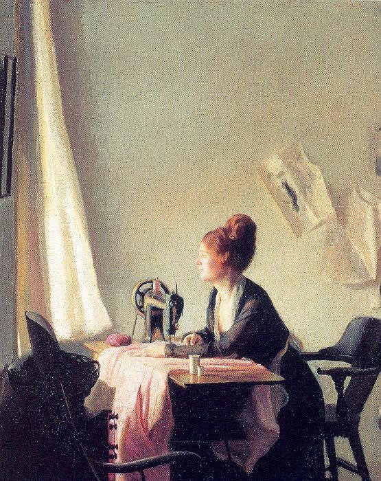Paxton, Elizabeth Vaughan Okie (American, 1877-1971) 3. American artists