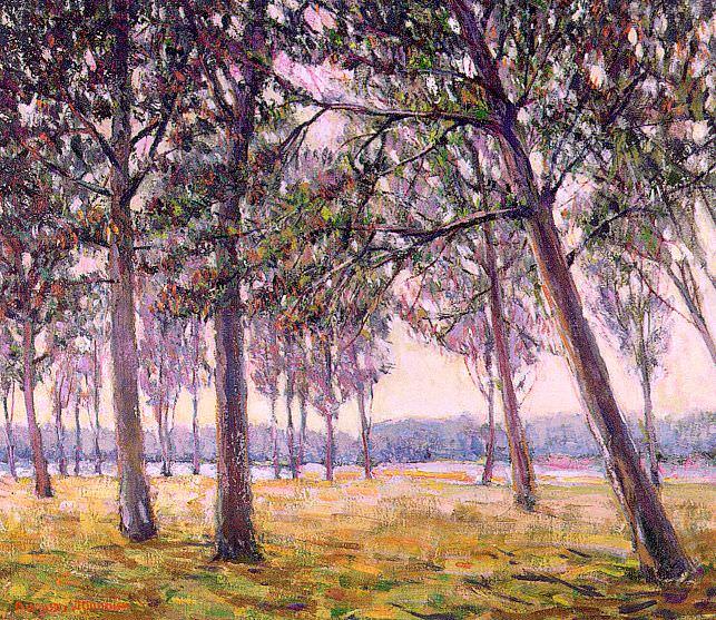 Dunbier, Augustus W. (American, 1888-1977). American artists
