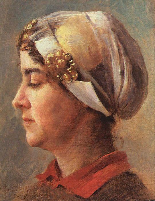 Robinson, Theodore (American, 1852-1896). American artists
