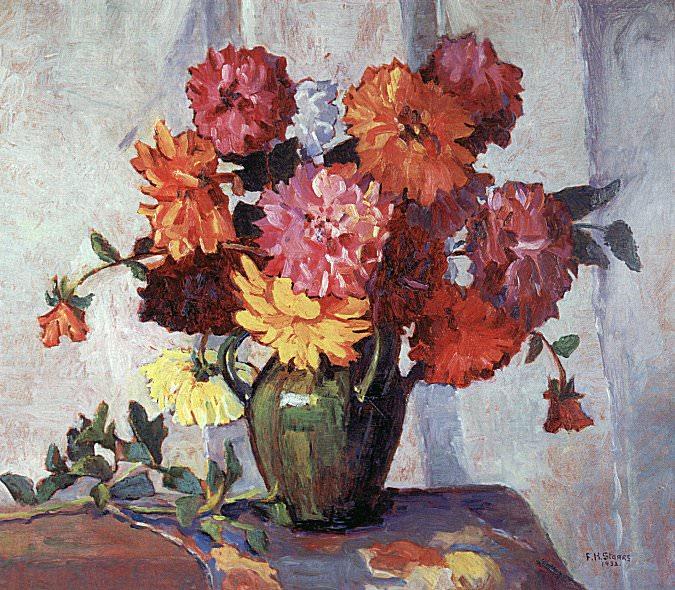 Сторз, Фрэнсис Хадсон (1860-1945). Американские художники