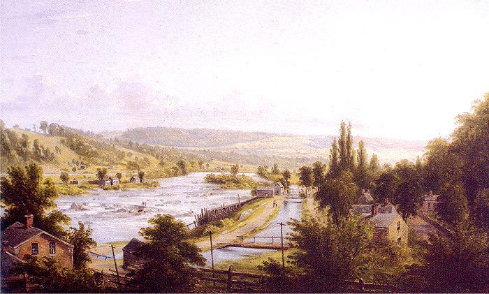 Miller, William Rickerby (American, 1818-1893). American artists