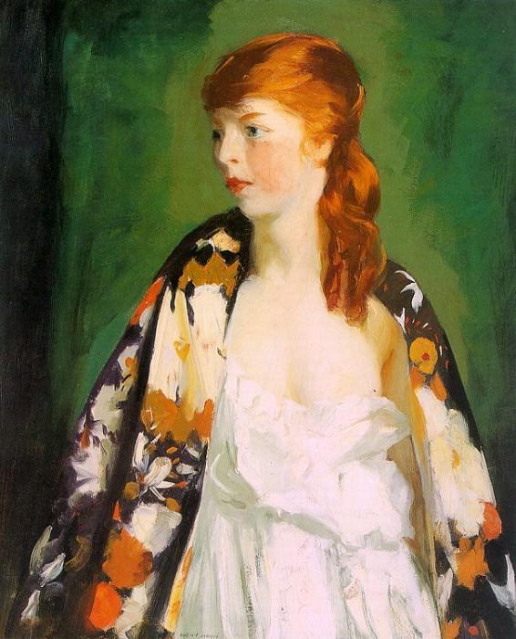 Henri, Robert (American, 1865-1929) 2. American artists