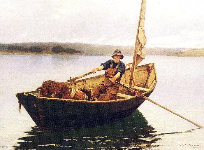 Picknell, William Lamb (American, 1853-1897) 3. American artists