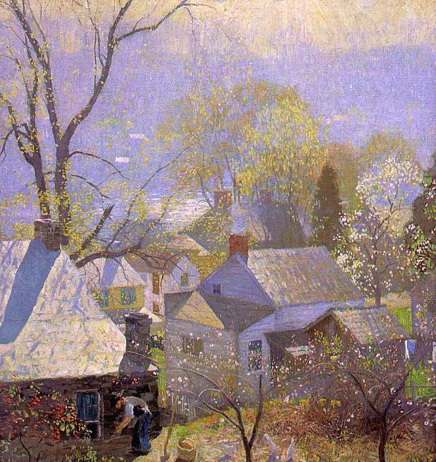 Garber, Daniel (American, 1880-1958) 1. American artists
