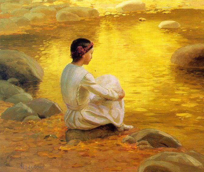 Джадсон, Уильям Лис (1842-1928). Американские художники