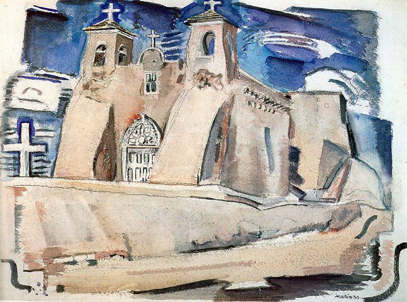 Marin, John (American, 1870-1953) 3. American artists