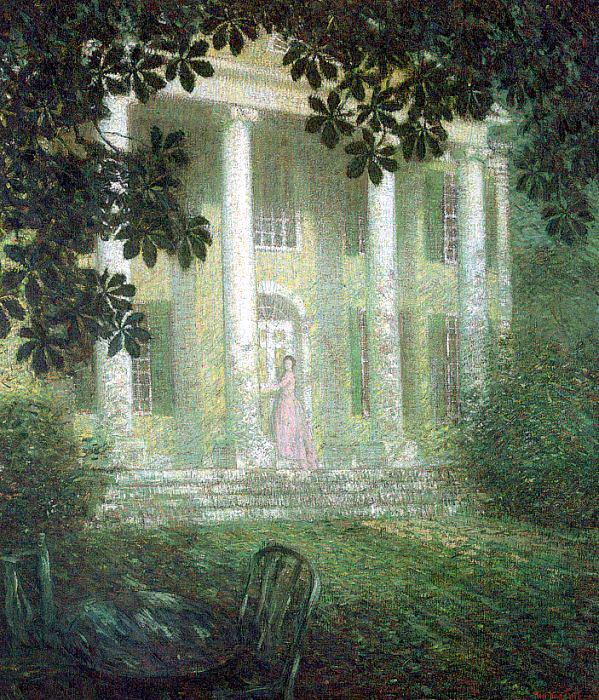 Foote, Will Howe (American, 1874-1965). American artists