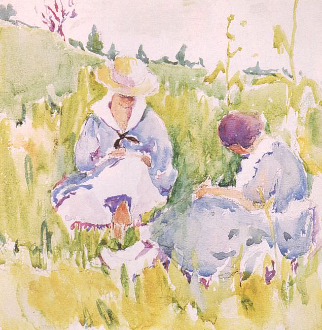 Custis, Eleanor Parke (American, 1897-1983). American artists