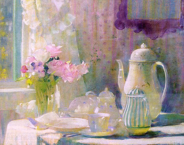 Хилз, Лора Кумбс (1859-1952). Американские художники