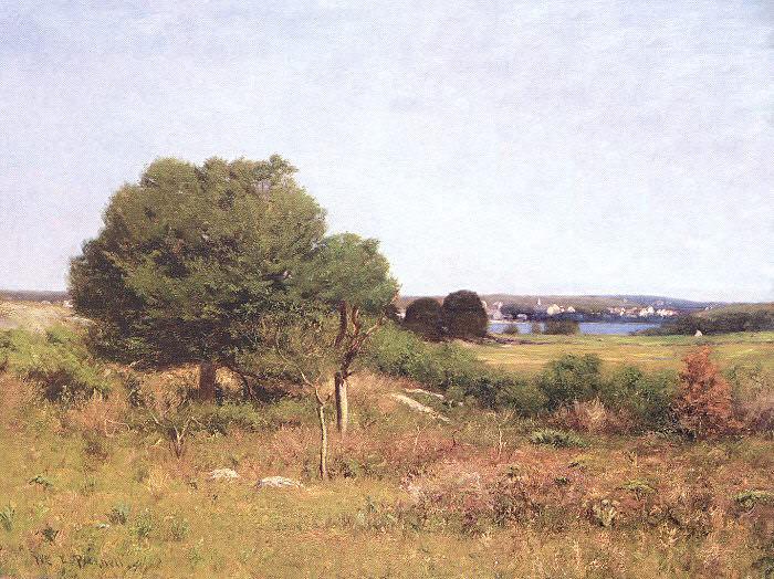 Пикнелл, Уильям Лэмб (1853-1897) #4. Американские художники