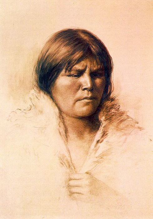 Hudson, Grace Carpenter (American, 1865-1937). American artists