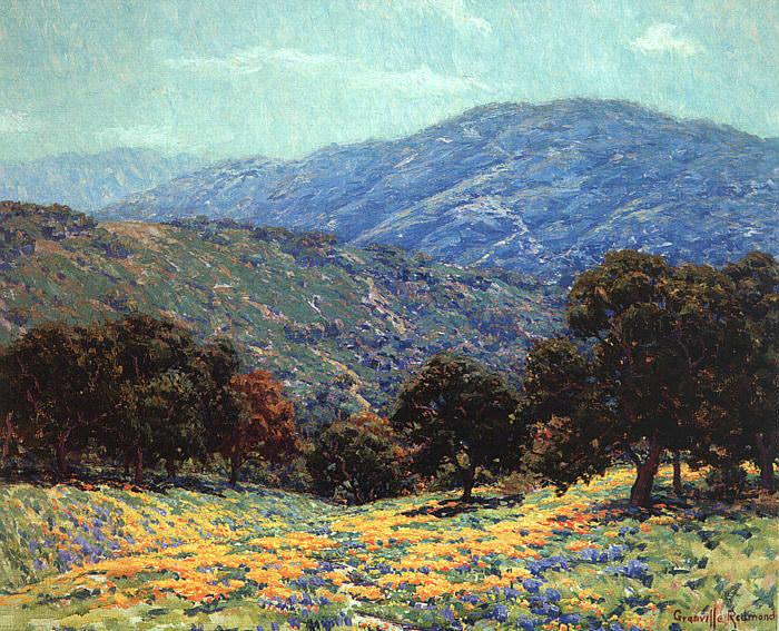 Redmond, Granville (American, 1871-1935). American artists