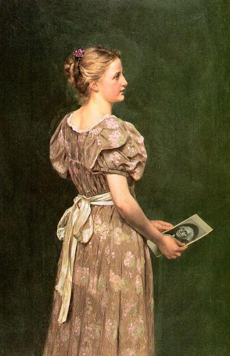 Brown, John George (American, 1831-1913). American artists
