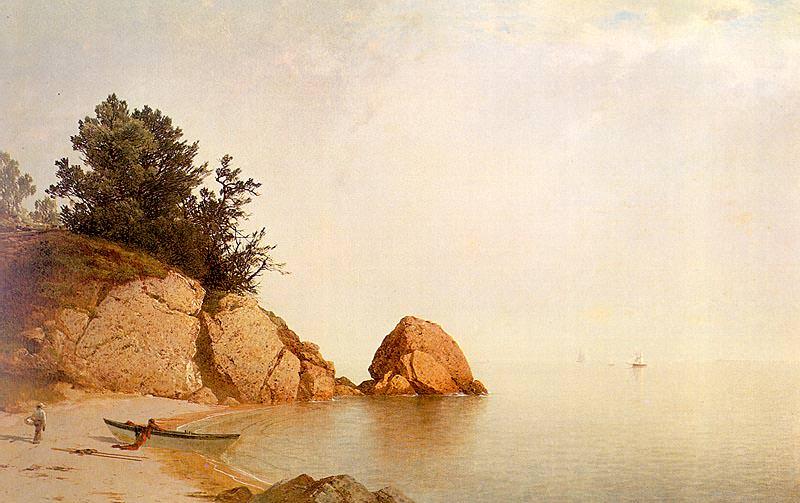 Kensett, John (American, 1816-1872) 1. American artists