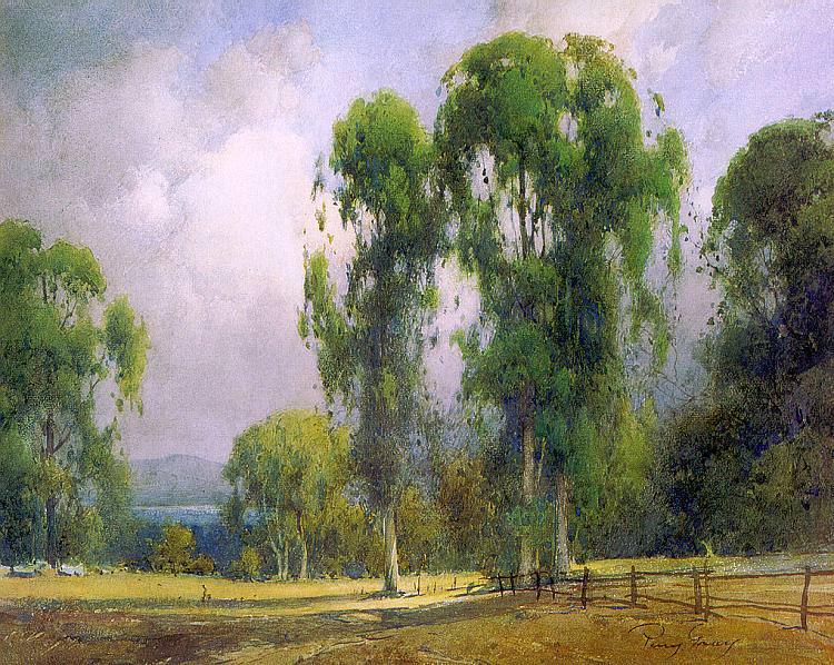 Грей, Генри Перси (американец, 1869-1952). Американские художники