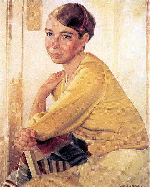 Marlow, Lucy Drake (American, 1890-1978) 2. American artists
