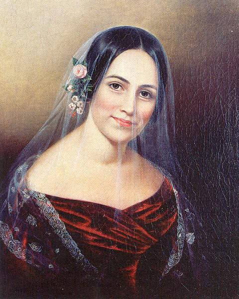 Peale, Sarah Miriam (American, 1800-85). American artists