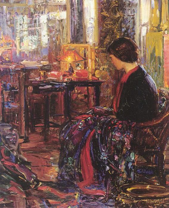 Kleitsch, Joseph A. (American, 1885-1931). American artists