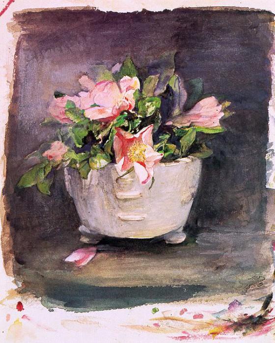 Farge, John La (American, 1835-1910) 2. American artists