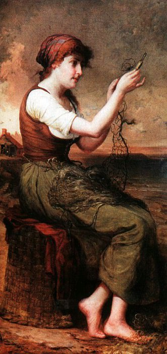 Story, George H. (American, 1835-1923). American artists