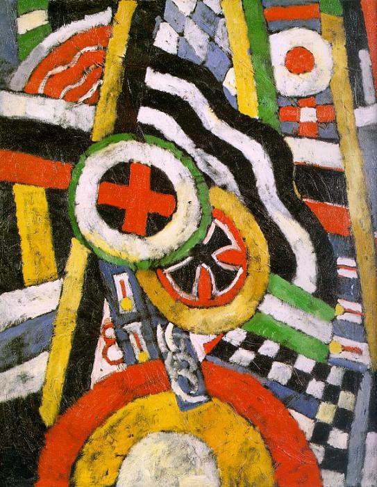 Hartley, Marsden (American, 1877-1943) 3. American artists