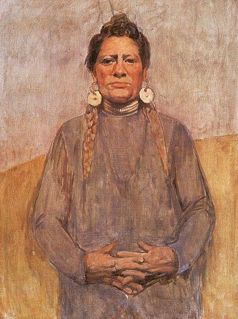Wessel, Bessie H. (nee Hoover, American, 1889-1973) 1. American artists