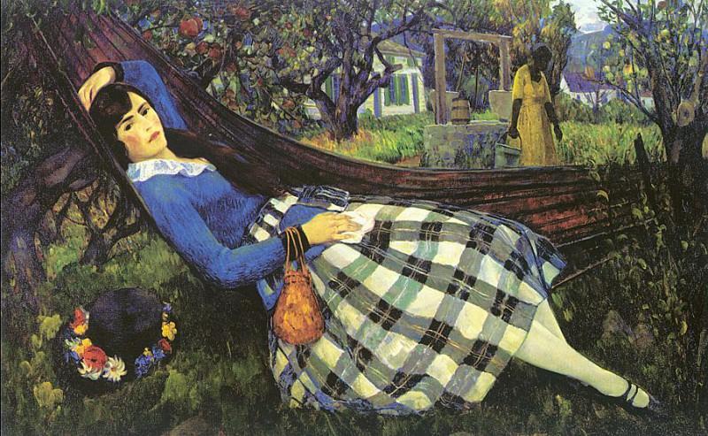 Kroll, Leon (American, 1884-1974) 1. American artists