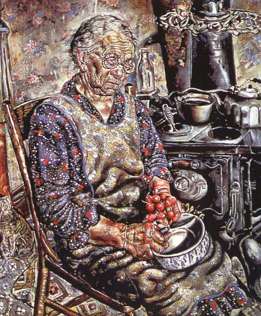 Albright, Ivan (American, 1897-1983) 2. American artists
