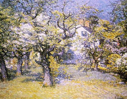 Enneking, John J. (American, 1841-1916). American artists